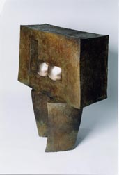 misconceptions, fine art bronze sculpture